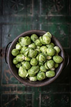 Brussels Sprouts (Helen Cathcart)