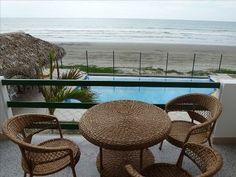 private terrace $350 a week near Canoa