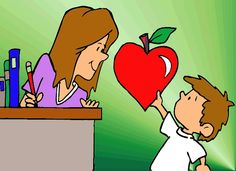 Happy Valentine's Day to our teachers!