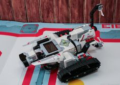 Want to build a remote-control robot? The Lego Mindstorms EV3 programmable robotics kit might be the toy for you. The latest model even supports mobile devices: http://cnet.co/168AQkg
