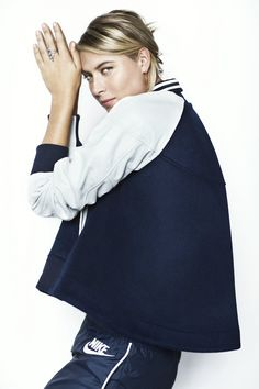 Exclusive: Maria Sharapova Introduces NikeLab x Sacai's New Collection