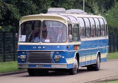 DAF Bus tijdens het DAF Museum Weekend