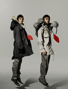 // NUUN | BERLIN // Costume of Provocation: Aitor Throup: Structural Solutions