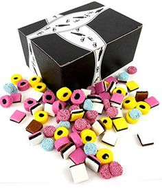 Licorice Allsorts by Cuckoo Luckoo Confections, 1 lb Bag ... http://www.amazon.com/dp/B00U1VBO62/ref=cm_sw_r_pi_dp_wMdtxb14E2MD7