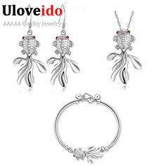 Find More Jewelry Sets Information about Bracelet and Earrings Set Silver 925 Set Earrings Necklace Bracelet Zircon Women Animal Jewelry Set for Party Gift Girl T179,High Quality set surface,China set laptop Suppliers, Cheap set frame from ULOVE Fashion Jewelry on Aliexpress.com