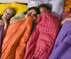 Slumber Party Games & Ideas for 11 Year Old Girls   eHow
