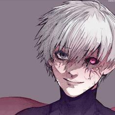 """I began wishing for it. Wishing that I'd live."" ||| Kaneki Ken ||| Tokyo Ghoul: Re Chapter 76 ""Lazy Dearth"" Colored Manga by uriekuki on Tumblr"