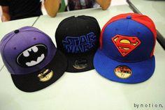 I really want the Batman Snapback... :)