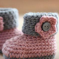Sapatinho de Crochê para Bebê Star | Crochê Passo a Passo - Receitas gratuitas de crochê