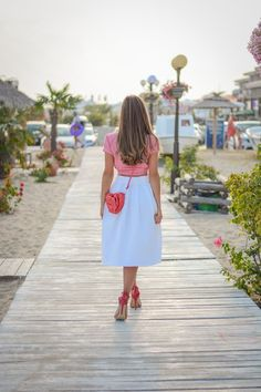 RED HEELED SANDALS - Purely Me by Denina Martin