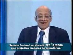 2006: Prof Enéas fala sobre Nióbio; ONGs+reservas indígenas