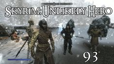 Unlikely Hero:A Skyrim Tale- Part 93 (Sidetracked by Falmer)