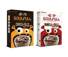 Soulfull's Ragi Fills via @Matty Chuah Dieline PD