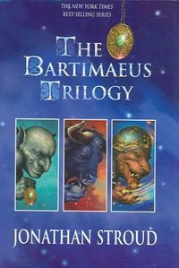 The Bartimaeus Trilogy by Jonathan Stroud. Although these books are technically meant for children, their merit transcends age. They focus on the unusual relationship between an ancient djinn and a young magician. The references to Ancient Egypt, although the novels take place in 1900s London, give the book added depth.