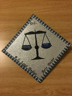 My graduation cap #2015 next stop Law School | Just me ...