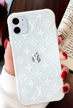 New PU Soft Silicone Transparent Mobile Phone case Girl Phone Cases, Pretty Iphone Cases, Diy Phone Case, Cute Phone Cases, Iphone Phone Cases, Iphone Case Covers, Iphone Icon, Iphone 5s, Louis Vuitton Phone Case