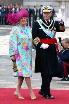 Wedding of Prince Felipe and Letizia Ortiz