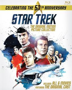 Star Trek The Original Motion Picture 50th Anniversary Collection