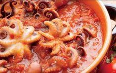 Νηστίσιμο μεθυσμένο χταποδάκι στη χύτρα! Macaroni And Cheese, Soup, Ethnic Recipes, Mac And Cheese, Soups