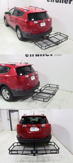 The Curt Trailer Hitch Bolts Onto Your Toyota RAV4s Frame With No - Install Trailer Hitch Rav4
