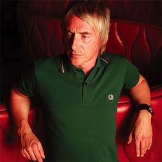 fred perry style - Paul Weller of the Jam Fred Perry Tops, Fred Perry Clothing, The Style Council, Tailor Made Suits, Paul Weller, Skinhead, Mod Fashion, Hair And Beard Styles, Perfect Man