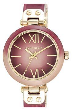 Anne Klein Bracelet Watch, 34mm