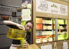Starbucks Opens First Evolution Fresh Juice Store
