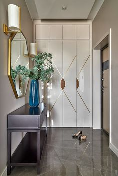 New bedroom wardrobe contemporary closet doors ideas Wardrobe Door Designs, Wardrobe Doors, Bedroom Wardrobe, Closet Doors, Luxury Bedroom Design, Interior Design, Wardrobe Furniture, Cupboard Design, Art Deco Home
