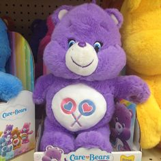 """Care Bears Plush! Available at Target, Walmart and Toys """"R"""" Us"""