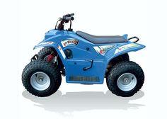 Buzz 50 Junior Quad Bike. For more information: http://www.fresh-group.com/junior-quads.html