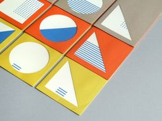 Present&Correct - Primary Card Set