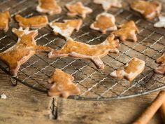 Braune Lebkuchen nach Omas Originalrezept
