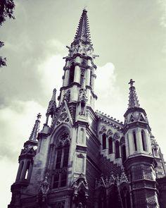 #gothic #church #iglesia #bcn #travel #españa #catalonia #sabado
