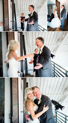 Nyk + Cali Wedding Photographers   Nashville, TN   The Cordelle   The Rutledge   Downtown   First Look   Father + Daughter   Sweet   Emotions   Candid   Grey   White   Barn Doors   Balcony   Mother of the Bride  