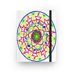 Sketchbook Chamas da Paz do Studio Dutearts por R$ 60,00