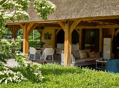 Overdekt terras Oud-Turnhout