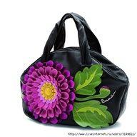 il fiore viola