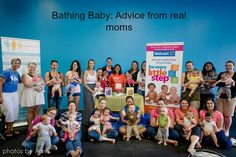 Bathing Baby: Advice from momstown Milton moms Real Moms, Bathing, Parenting, Advice, Babies, Learning, Tips, Bath, Babys