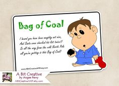Coal for christmas prank gifts