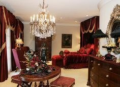 Google Image Result for http://static1.businessinsider.com/image/4f4bbc72ecad048771000021-900/the-chandelier-in-this-bedroom-is-overwhelming.jpg
