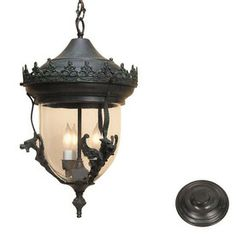 Lantern Candle Holders, Candle Lanterns, Candles, Outdoor Pendant Lighting, Wrought Iron, Front Porch, Night Light, Stainless Steel, Ceiling Lights