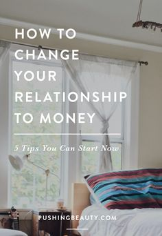 Change Your Relationship To Money | Money | Prosperity | Self Love | Law of Attraction | Growth | Healing | Change