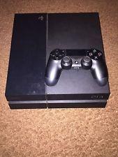 Sony PlayStation 4 (Latest Model)- 500 GB Jet Black Console-1-Remote Control