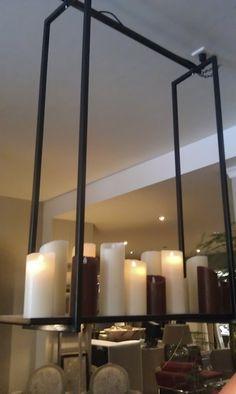 hanglamp,multifunctioneel aan te kleden,hier met