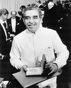Gabriel García Márquez received the Nobel Prize in Literature in 1982. García Márquez received this prize mainly because of his work 100 Years of Solitude (published in 1967)
