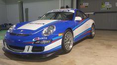 Porsche 911 GT3, Eduardo Noriego, 2014