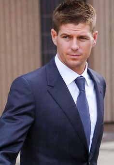 Steven Gerrard- Liverpool FC, soon to transfer to LA Galaxy