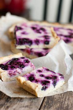 Vegan Gluten-Free Berry Tart