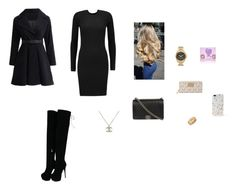 """""""Sin título #220"""" by nancyplazasoler-1 on Polyvore featuring moda, Autumn Cashmere, Michael Kors, Chanel, Cartier y Kate Spade"""