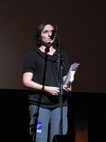 Sarah Jane Vowell is the voice of Violet in the animated film The Incredibles.